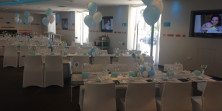 Boy christening party